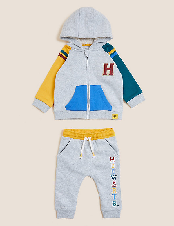 Harry Potter™ 2pc Cotton Outfit (0-3 Yrs)