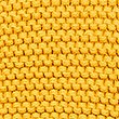 Pure Cotton Chunky Knit Cardigan, YELLOW, swatch