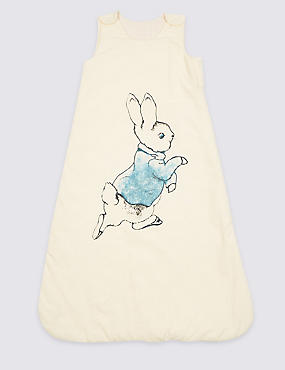 Peter Rabbit™ 2.1 Tog Pure Cotton Sleeping Bag