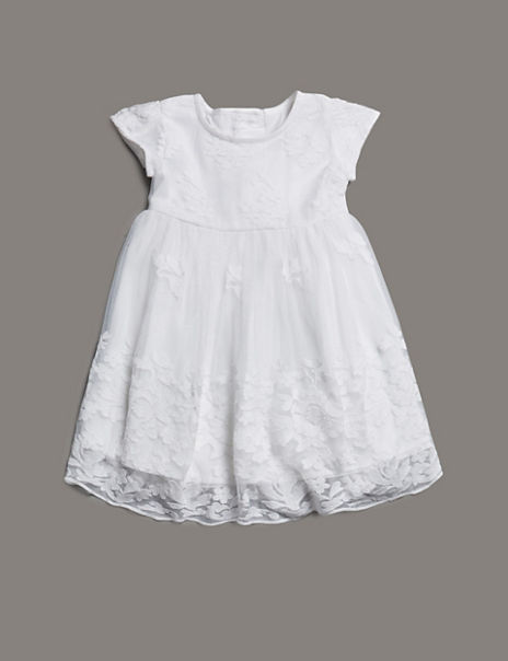 Lace Christening Dress