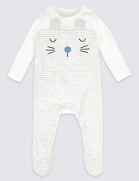 Cotton Rich Sleepsuit
