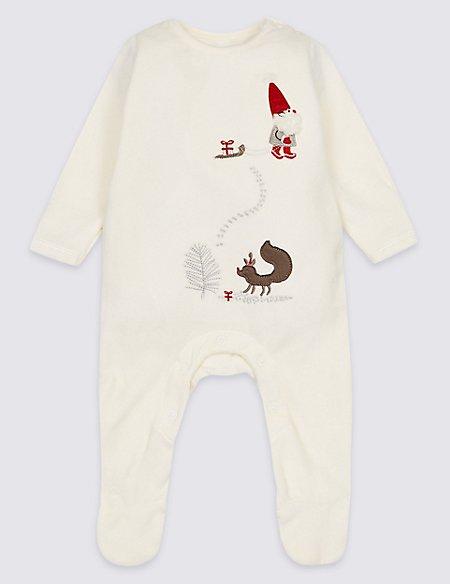 Cotton Rich Sleepsuit