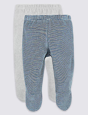 2 Pack Velour Joggers