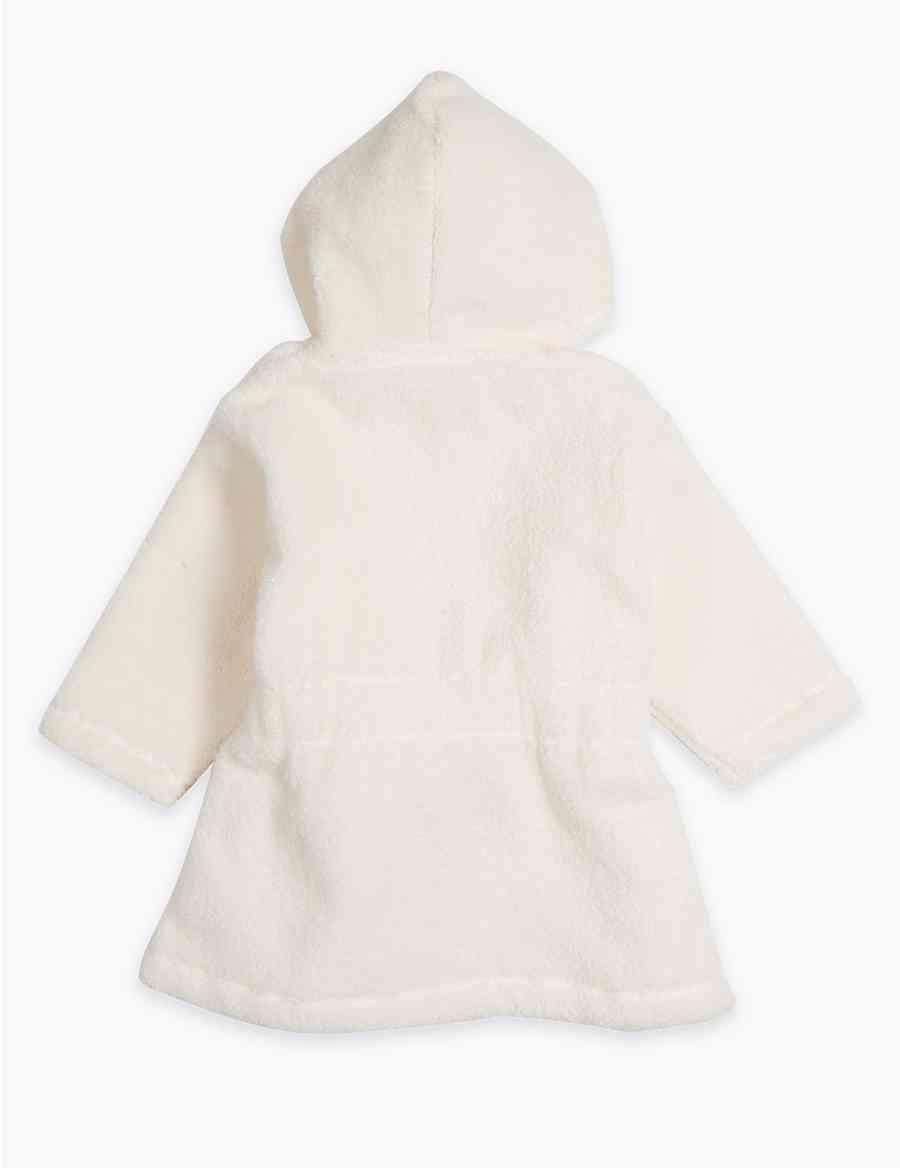 d822216536 Bathtime Duck Hooded Robe