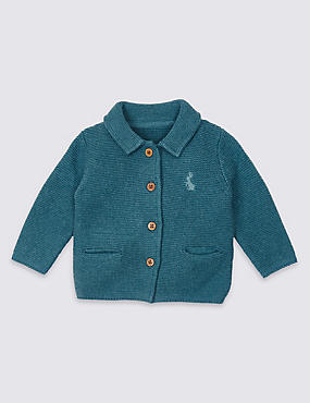 Pure Cotton Peter Rabbit™ Cardigan