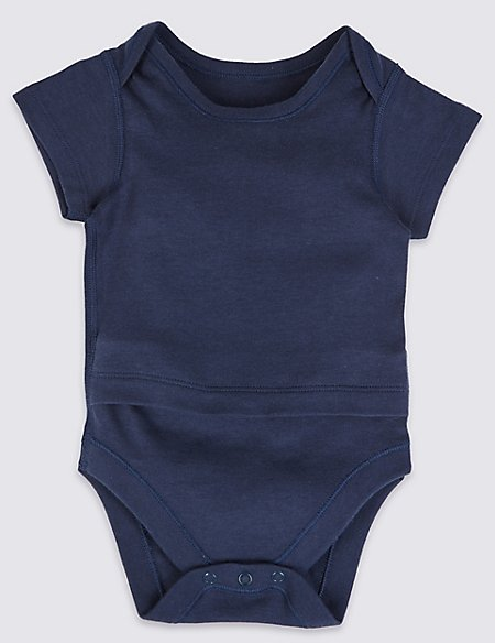 Pure Cotton Bodysuit (0-3 Years)