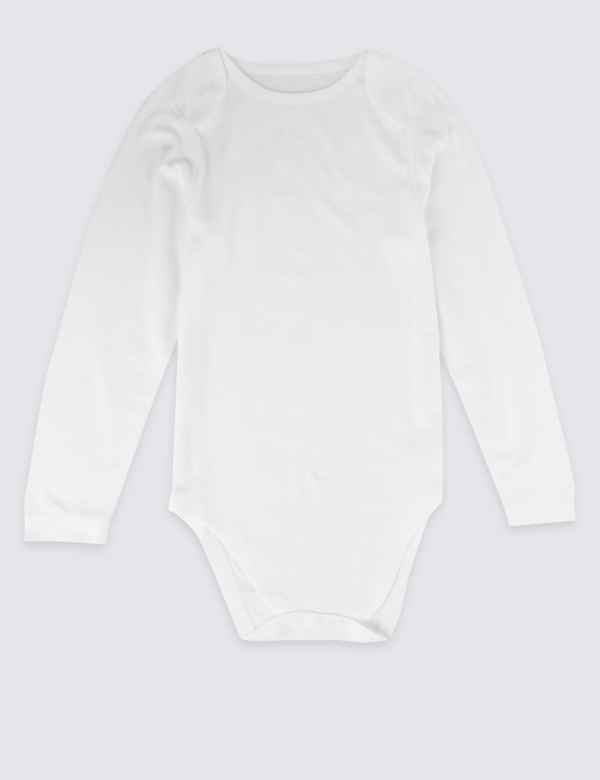 7954af78d8f Easy Dressing Unisex Pure Cotton Bodysuit (9-16 Years)