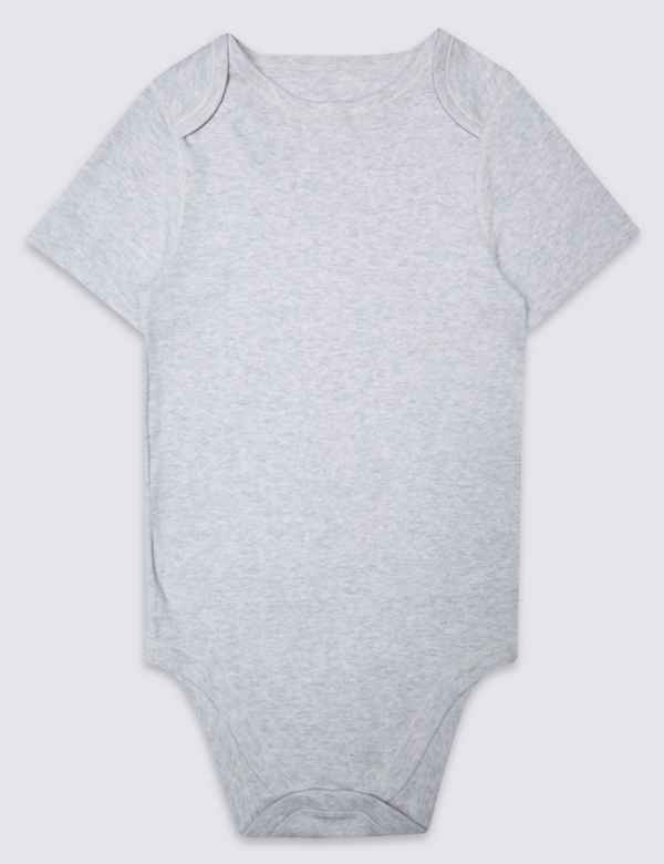 6a6212f60 Easy Dressing Pure Cotton Bodysuit (3-16 Years)