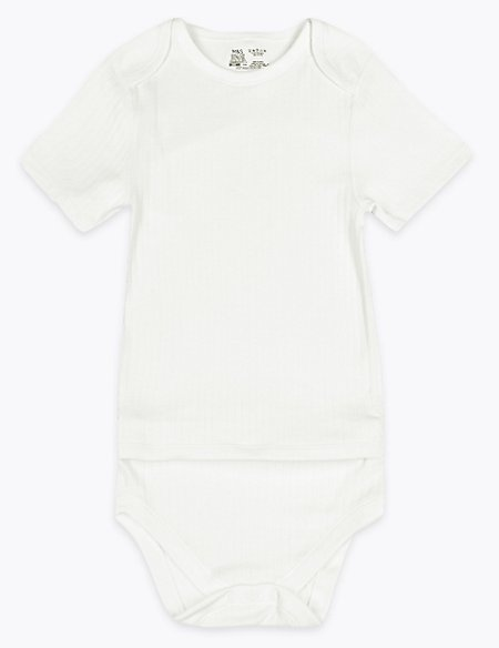 Pure Cotton Bodysuit (0 Month - 16 Years)