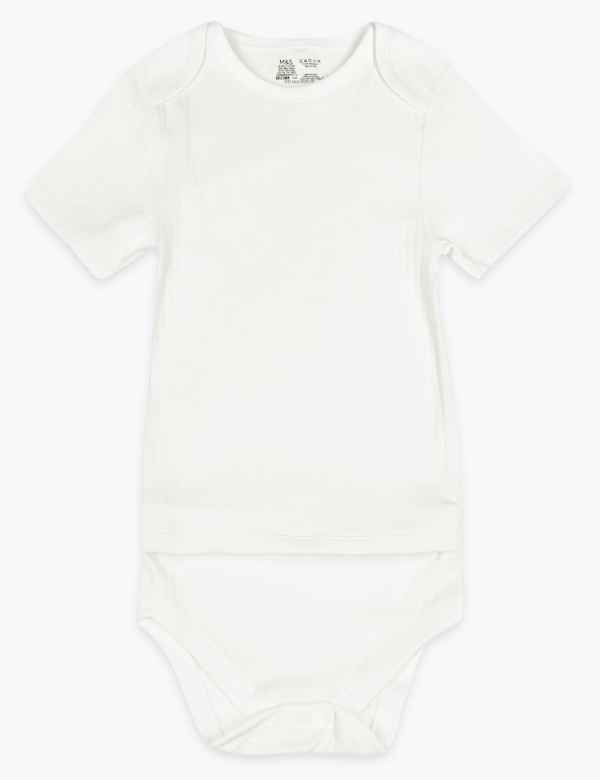 71993fedb Easy Dressing Pure Cotton Bodysuit (0 Month - 16 Years)