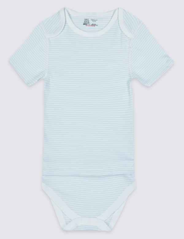 9acadc54a4 Easy Dressing Pure Cotton Flat Seams Bodysuit (0 Month - 16 Years)