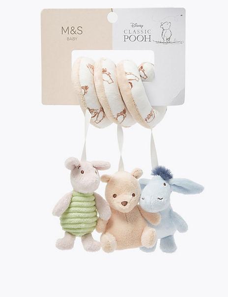 Winnie the Pooh & Friends™ Spiral Soft Toy