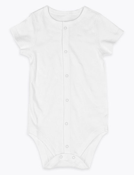 Adaptive Cotton Bodysuit