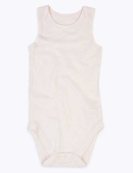 Easy Dressing Cotton Bodysuit