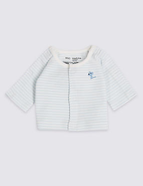 Pure Cotton Premature Jersey Jacket