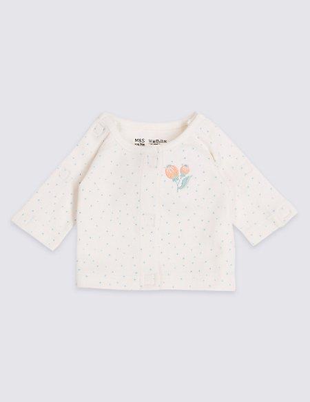 Pure Cotton Premature Jersey Jacket