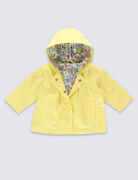 Pure Cotton Pleated Jacket