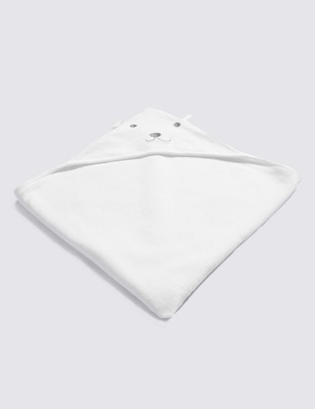 Hooded Cotton Baby Towel