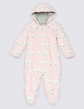 All Over Print Pramsuit