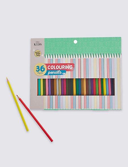 36 Piece Sketch Set