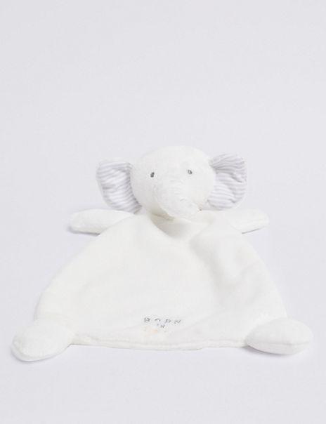 Born in 2019 Elephant Comforter