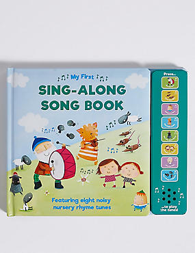 My First Sing-Along Song Book