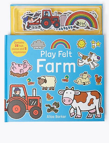 Play Felt Farm Storybook