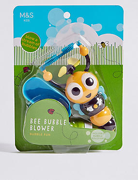 Bee Bubble Blower
