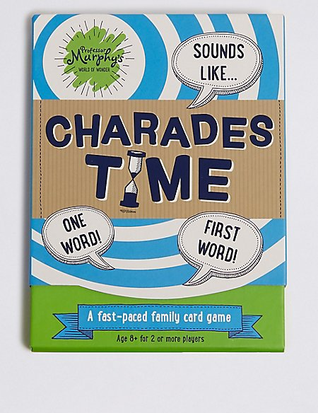 Charades Time