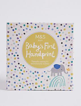 Baby Hand-print Set