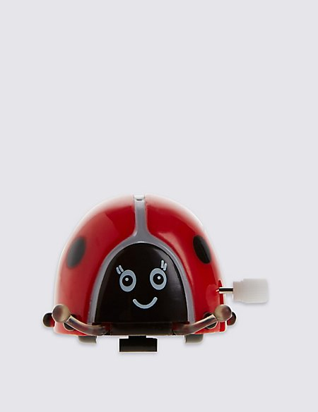 Wind Up Ladybird