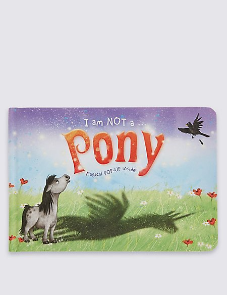 I Am Not a Pony Book