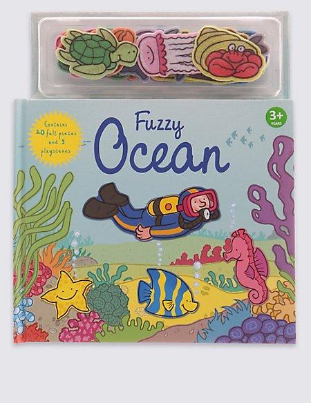Fuzzy Ocean Activity Book