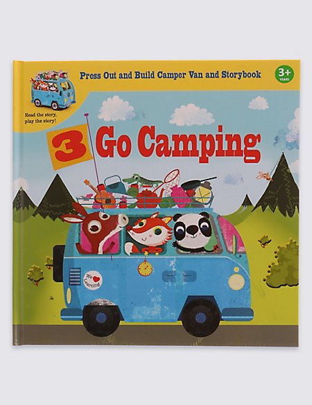 Go Camping Press Out Book