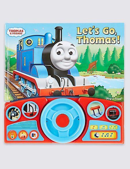 Let's Go Thomas Sound Book