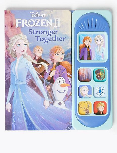 Disney Frozen 2 Sound Book