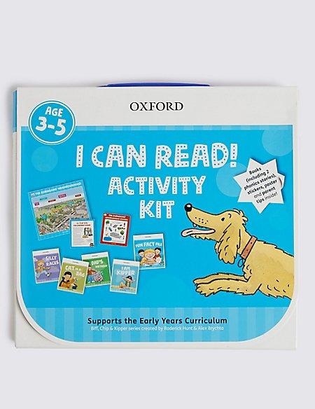 I Can Read Activity Kit