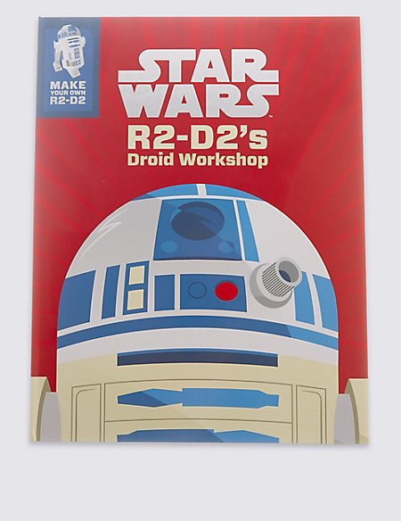 Star Wars™ R2-D2's Droid Workshop Book