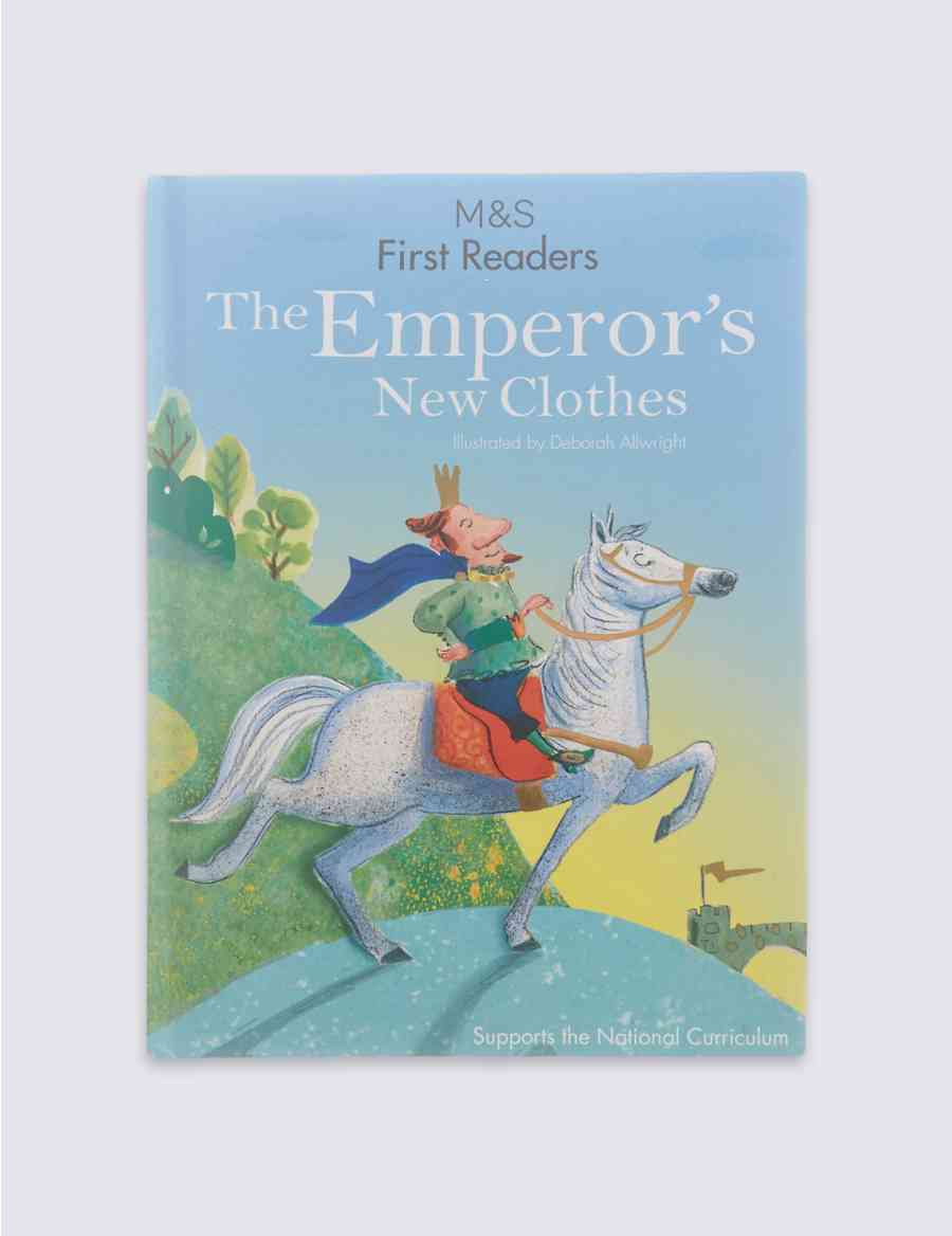 First Readers The Emperors New Clothes Book Ms Emperor