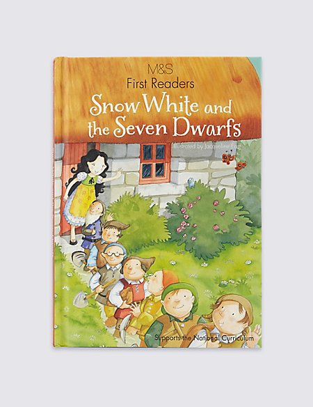 First Readers Snow White And The Seven Dwarfs Book