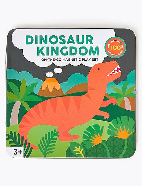 Dinosaur Magnetic Toy Set