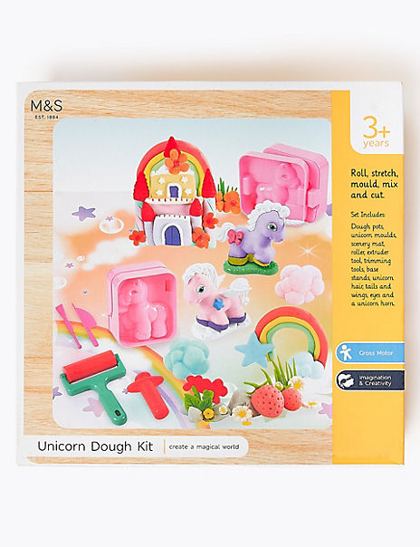 Unicorn Dough Set