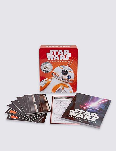 The Force Awakens Star Wars Tin