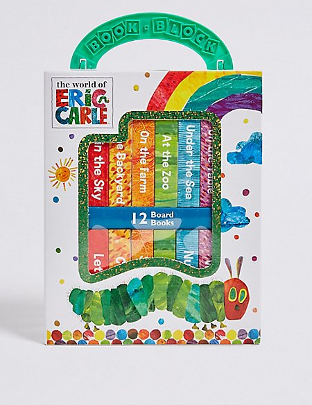 My 1st Library Eric Carle