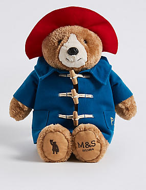 Paddington™ Plush Toy (33cm), , catlanding