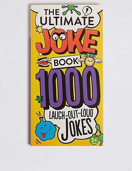 Ultimate Joke Book