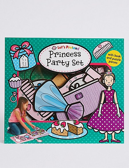 Let's Pretend Princess Party Set