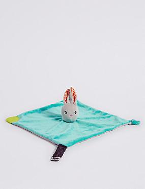 Bunny Comforter & Finger Puppet