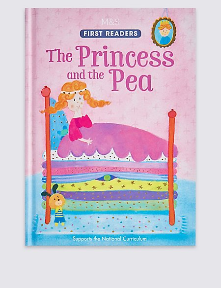 The Princess & the Pea Book