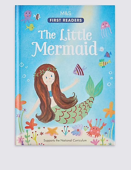 The Little Mermaid Book